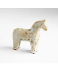 Small Pony Up Sculpture 08410 by