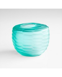 Sm Seafoam Dreams Vase 08618 by