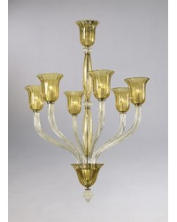 Vetrai 6lt Chandelierclr by