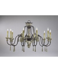 Provence 10lt Chandeliers by