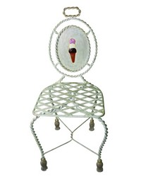 Tassel Ice Cream Chair by