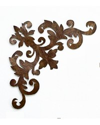 Burn.grn Brown Laser Cut Wall Accent by