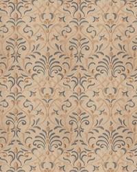 Silk Nuances Fall 2015 Fabric  Basinger Leaves Glimmering Lagoon
