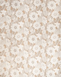 Botanical Studio Fabric Fabricut Fabrics Elba Cognac