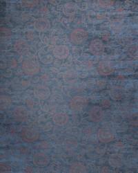 Blue Botanical Studio Fabric Fabricut Fabrics Italy Cobalt