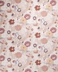 Botanical Studio Fabric Fabricut Fabrics Brindisi Molasses
