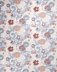 Blue Botanical Studio Fabric Fabricut Fabrics Brindisi Peacock