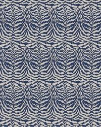 Blue Color Studio Vol VII Fabric Fabricut Fabrics Chenille Hide Navy