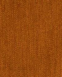 Orange Color Studio Chenilles III Fabric  Pompeii Tangerine
