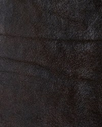 Brown Faux Leather Studio Fabric  Bronze Chestnut