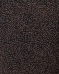 Brown Faux Leather Studio Fabric  Gold Coffee