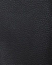 Faux Leather Studio Fabric  Gold Raven