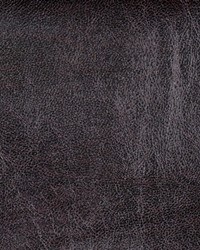 Faux Leather Studio Fabric  Pewter Leather