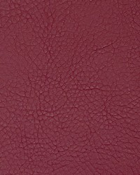 Faux Leather Studio Fabric  Oxide Berry