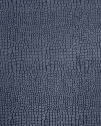 Grey Color Studio Chenilles II Fabric  Caiman Slate