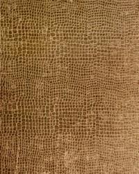 Brown Color Studio Chenilles II Fabric  Caiman Truffle