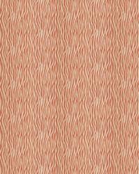 Orange Color Studio Vol VI Fabric Fabricut Fabrics Shitake Coral