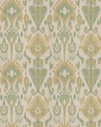Blue Color Studio Vol VI Fabric Fabricut Fabrics Sala Waterlily