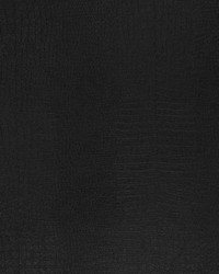 Black Animal Skin Fabric  Fenmore Onyx