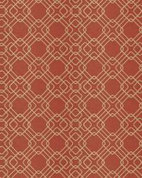 Orange Chromatics Vol XXIII Fabric Fabricut Fabrics Massa Sparkle Rust
