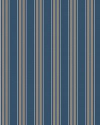 Farl Stripe French Blue by