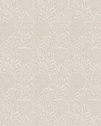 Beige Oriental Fabric  Puri Floral Linen