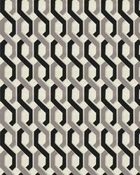 Chromatics Vol XXIII Fabric Fabricut Fabrics Bastone Coal