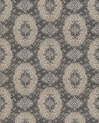 Grey Chromatics Vol XXIII Fabric Fabricut Fabrics Secale Charcoal