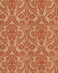 Wisdom Damask Persimmon by