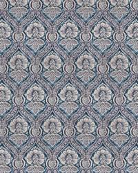 Blue Vignettes Vol XIV Fabric Fabricut Fabrics Adversity Cobalt