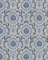 Blue Chromatics Vol XXIII Fabric Fabricut Fabrics Jolada Denim