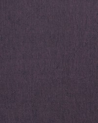 Purple Linen And Washed Linens Fabric  Component Eggplant