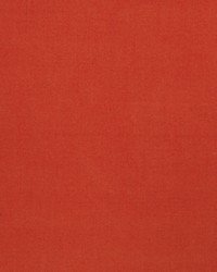 Red Linen And Washed Linens Fabric  Facet Cayenne