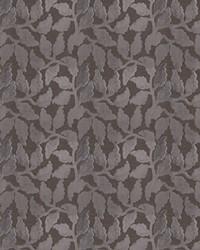 Grey Vignettes Vol XIV Fabric Fabricut Fabrics Mendel Leaf Grey