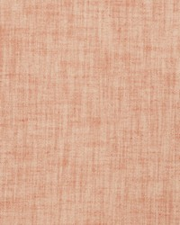 Orange Linen And Washed Linens Fabric  Constituent Coral