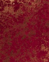 Red Velvet Lounge Fabric  Umbria Burgundy