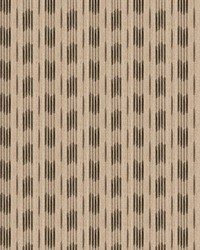 Grey Color Studio Chenilles III Fabric  Soho Stripe Shadow