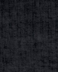 Black Color Studio Chenilles III Fabric  Option Midnight
