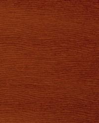 Orange Color Studio Chenilles III Fabric  Sandskin Persimmon