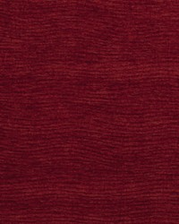 Red Color Studio Chenilles III Fabric  Sandskin Ruby