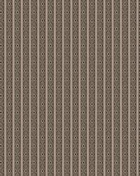 Grey Color Studio Chenilles III Fabric  Totem Stripe Shadow