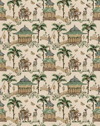 Oriental Fabric  Mougin Cypress