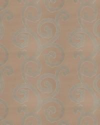 Green Silk Nuances Fall 2015 Fabric  Brando Scroll Seamist