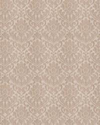 Beige Silk Nuances Fall 2015 Fabric  Ledger Damask Ecru