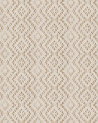 Beige Silk Nuances Fall 2015 Fabric  Lauter Ikat Ecru