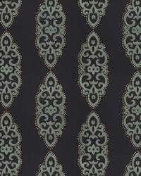 Blue Silk Nuances Fall 2015 Fabric  Grier Medallion Indigo