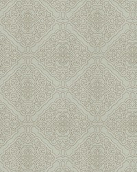 Crowe Damask Seamist by