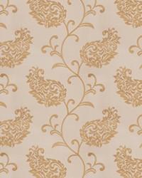 Grey Silk Nuances Fall 2015 Fabric  Liotta Paisley Soapstone