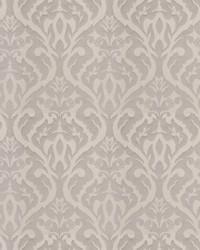 Grey Silk Nuances Fall 2015 Fabric  Costner Damask Grey