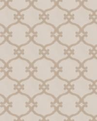 Beige Silk Nuances Fall 2015 Fabric  Snipes Lattice Linen